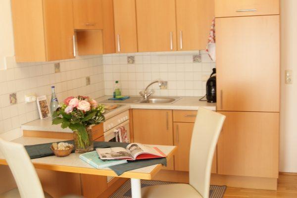 Audrey Hepburn Küche